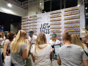fibo 2018 just spices