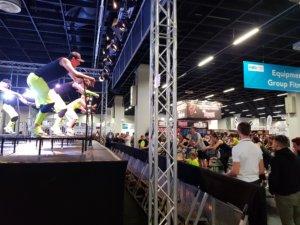fibo 2018 jumping fitness